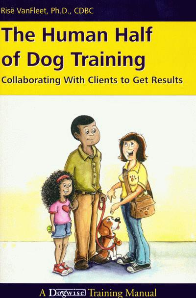 Human Half of Dog training